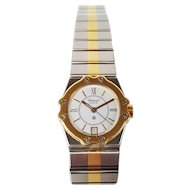 Chopard St. Mortiz Two Tone Ladies Wrist Watch