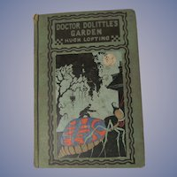 1927 Doctor Dolittle's Garden, Hugh Lofting, Frederick A Stokes Co