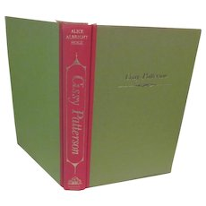 Cissy Patterson Biography, American Journalist, Newspaper Editor & Owner by Alice Albright Hoge, Signed Copy, Dust Jacket, DJ, Publ Random House