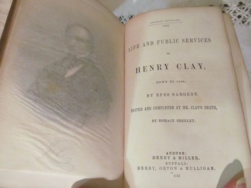 a biography of the life of clay henry and his political career Henry clay married lucretia hart on april 11 1799, within two years of starting his legal career the marriage helped him gain social status as well as economic security it is said, that although lucretia was rather plain she had a strong personality and had positive influence on clay.