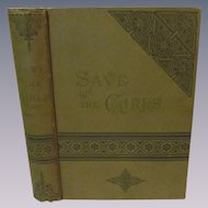 1888 Save the Girls by Mason Long, Stories of Fallen Women, Illustrated