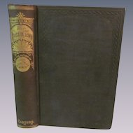 1876 The House in Town, Sequel to Opportunities & What She Could by Susan Warner, Publ Robert Carter and Brothers