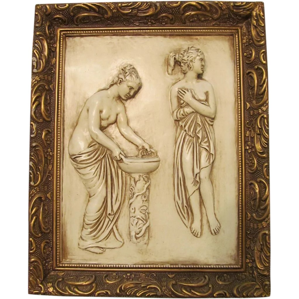 Attractive Plaster Of Paris Wall Art Model - The Wall Art ...
