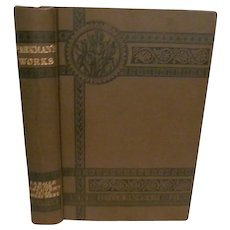 1907 La Salle and the Discovery of the Great West by Francis Parkman, Publ Little, Brown, and Company