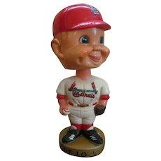 St Louis Cardinals Baseball Nodder Bobble Head