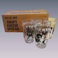 Kraft Swanky Swigs Kiddy Cups with Original Box