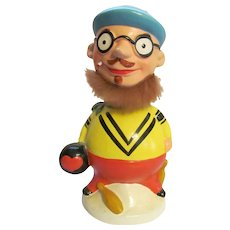 Beatnik Bobble Composition Head Nodder and Bank by Lego
