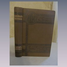 1907 La Salle and the Discovery of the Great West with Maps by Francis Parkman, Publ by Little Brown and Company