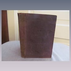 1832 The American Library of Useful Knowledge, Vol 3 Universal History, by Boston Society for the Diffusion of Useful Knowledge