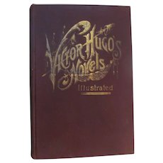 1890  Novels by Victor Hugo, Les Miserables Volume 3, Collier