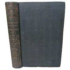 1850 History of the Girondists, Personal Memoirs of the Patriots of the French Revolution, Harper & Brothers
