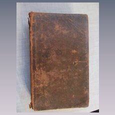 1831 The Life of Our Lord and Saviour Jesus Christ by John Fleetwood, Nathan Whiting