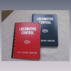 1967 & 1964 Locomotive Control Handbook