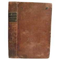 1825 The Ancient History Volume 5 by Charles Rollin