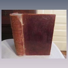 1863 The Great Rebellion, History of the Civil War by Headley, hurlbut, Williams & Company