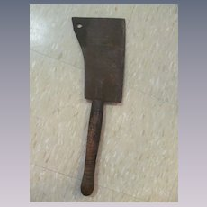 "Large 20"" Meat Cleaver"