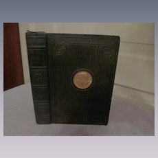 1926 The Winning of the West, National Edition Volume VIII, The Works of Theodore Teddy Roosevelt, Scribner's Sons