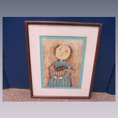 Graciela Rodo Boulanger, Bird Suite, Original Colored Lithograph, Plate Signed and Numbered