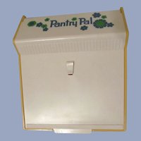 Flower Power Pantry Pal Recipe Storage Box