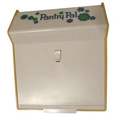 Flower Power Pantry Pal Recipe Storage Box