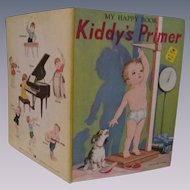My Happy Book, KIddy's Primer