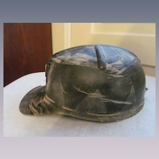 MSA Comfo Tiger Stripe Low Vein Coal Miners Cap