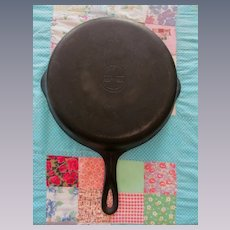 Griswold Cast Iron #8 Skillet, Small Block Logo,  704 F