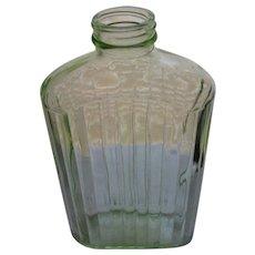 Anchor Hocking Green Water Bottle