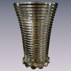 """Hocking Manhattan 8"""" Vase"""