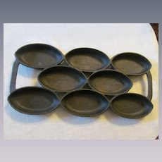Cast Iron Biscuit Pan