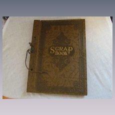 Vintage Scrape Book, Unused