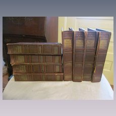 1938 The Popular Educator, Issues 7 thru 54, 8 Book Binders