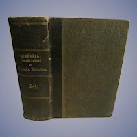 1869 Berattelser ur Swenska Historien, Swedish History by Carl Georg Starback, 7=8.