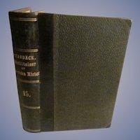 1876 Berattelser ur Svenska Historien, History of Sweden, by Carl Georg Starback 15.