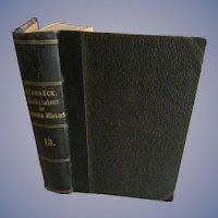 1875 Sweden History, Berattelser ur Svenska Historien by Carl Georg Starback 13.
