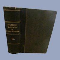 1877 History of Sweden, Berattelser ur Svenska Historien by Carl Georg Starback 17.