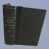 1876 History of Sweden, Berattelser ur Svenska Historien by Carl Georg Starback 20.