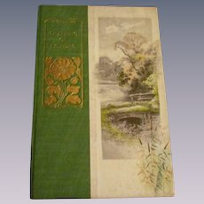 1900 Training of Lovers, The Character and Wisdom Series by Austin Bierbower, Published H M Caldwell