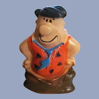 Fred Flintstone 1973 Bank
