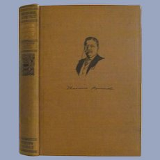 1910 Teddy Theodore Roosevelt The Winning of the West, Home Ward Bound Edition,Volume 2,  Review of Reviews Company