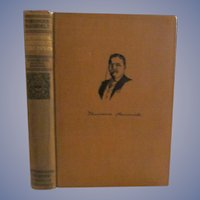 1910 Teddy Theodore Roosevelt, The Winning of the West, Homeward Bound Edition, Volume 3, Review of reviews Company