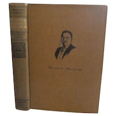 1910 Teddy Theodore Roosevelt, Presidential Addresses and State Papers, Volume 5, Homeward Bound Edition, Review of Reviews Company