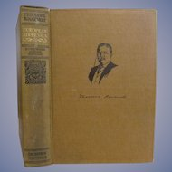 1910 Teddy Theodore Roosevelt, Presidential Addresses and State Papers, Homeward Bound Edition, Review of Reviews Company