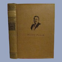 1910 Teddy Theodore Roosevelt, Volume 6, Presidential Addresses and State Papers, Jan 1907-Oct 1907, Homeward Bound Edition, Review of Reviews Company