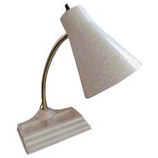 Cool Mid Century Modern Goose Neck Desk Lamp