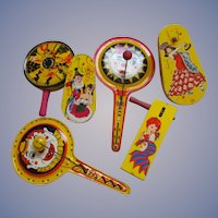6 Noise Makers, Party Favors, Kirchhof