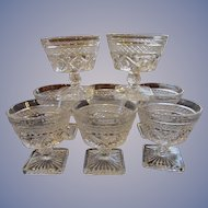 8 Imperial Cape Cod 6oz Goblets