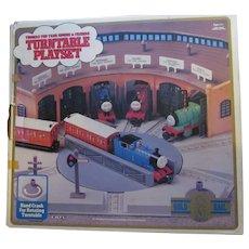 1993 Ertl Thomas the Train Turntable Playset MIB
