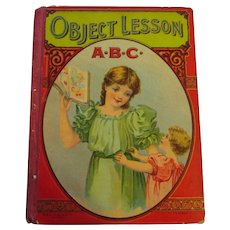 Object Lesson ABC by Donohue & Company, Early 1900s