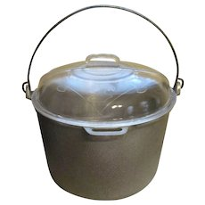 Guardian Ware 12 Quart Canner with Bail Handle, Dutch Oven, Stock Pot